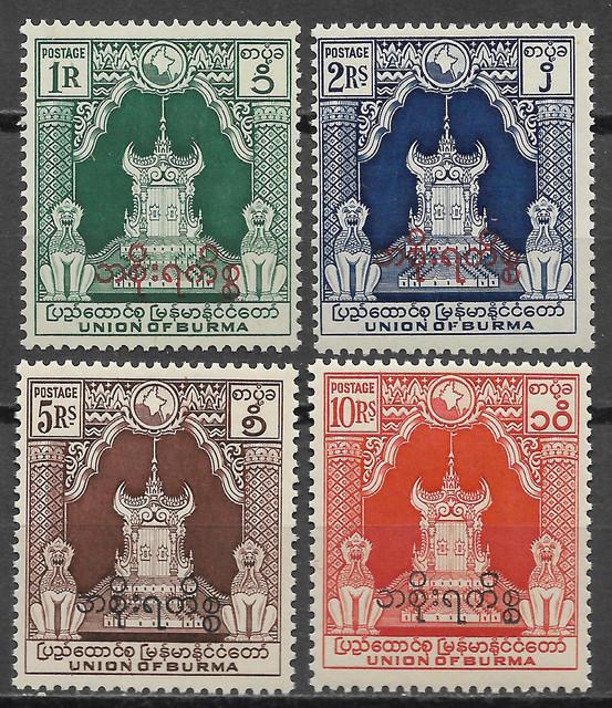 Burma D62
