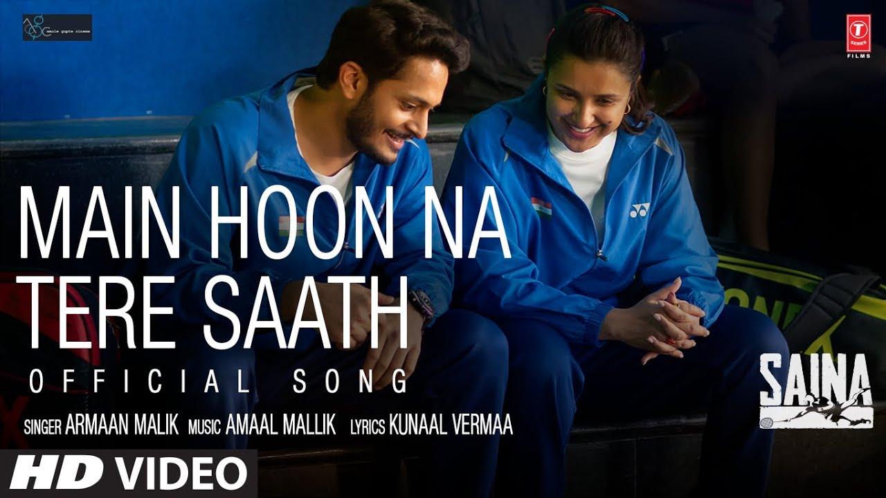 Main Hoon Na Tere Saath By Amaal Mallik Official Music Video (2021) HD