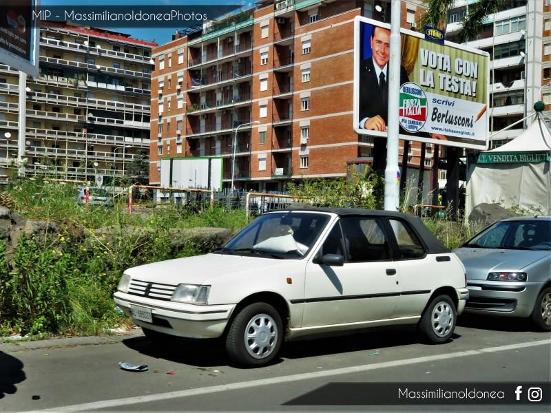 avvistamenti auto storiche - Pagina 16 Peugeot-205-Cabriolet-CJ-1-1-54cv-91-AL688669-172-479-10-9-2019