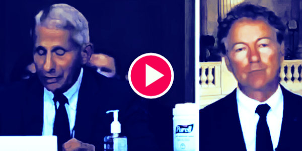 Rand Paul announces he will send letter to the DOJ requesting a criminal referral for Dr. Fauci…