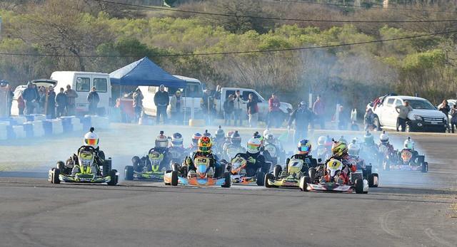 7 y 8 de Septiembre Campeonato Entrerriano de Karting en Villaguay