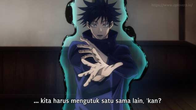 Jujutsu Kaisen Episode 18 Subtitle Indonesia