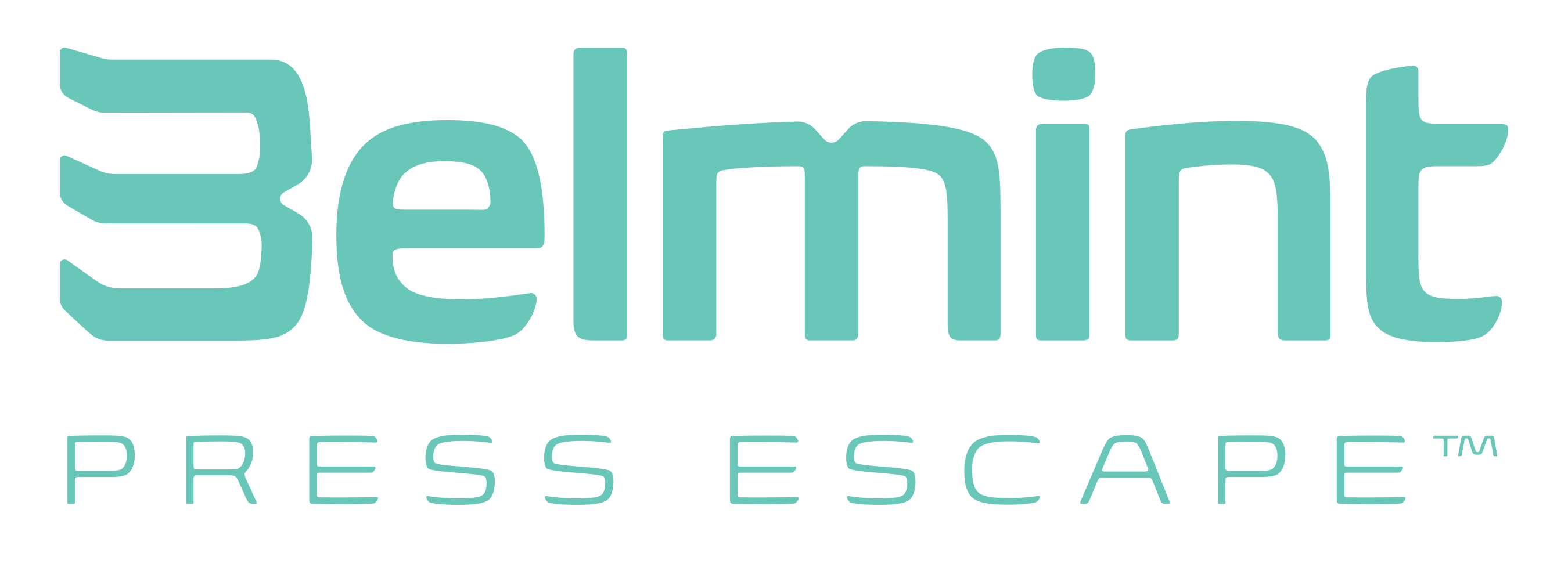 Belmint - Press Escape - logo