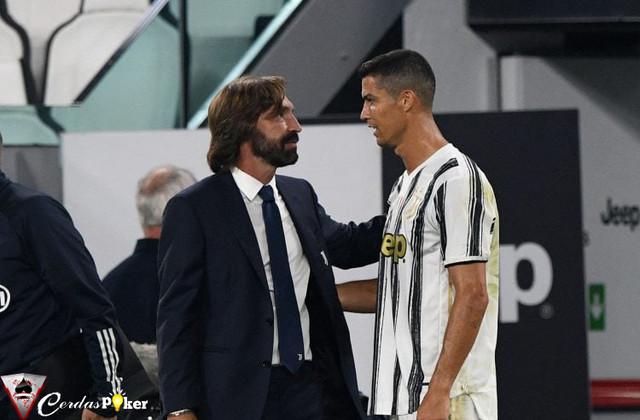 Jawab Rumor Ronaldo yang Pulang ke Real dan Pirlo yang Dipecat
