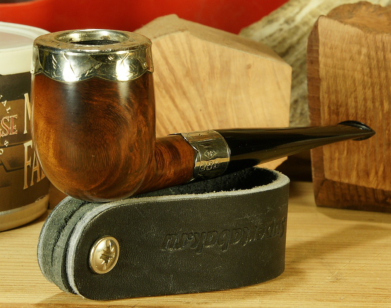 Nameless old billiard (BRB edition) pipe