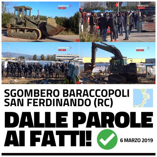 Salvini-excavadoras
