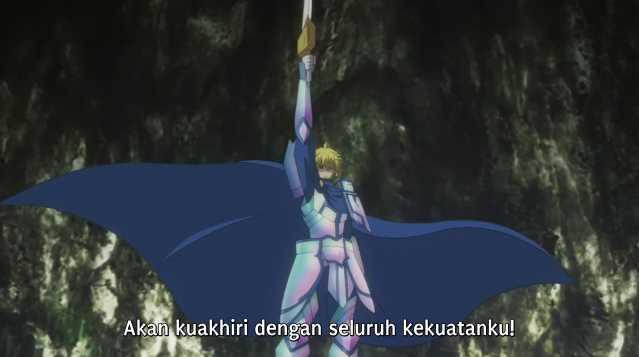 Download Itai no wa Iya nano de Bougyoryoku ni Kyokufuri Shitai to Omoimasu Episode 12 Subtitle Indonesia