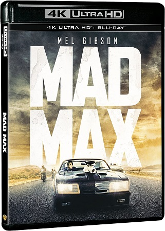 Interceptor - Mad Max (1979) .mkv Bluray Untouched 2160p UHD AC3 ITA  DTS-HD ENG HDR HEVC - DDN