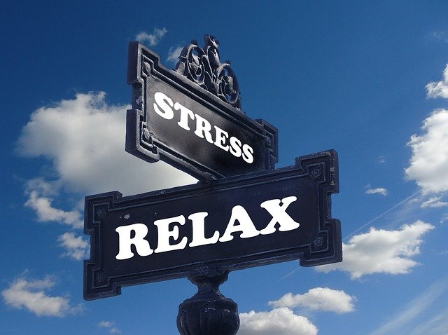 stress vs relax