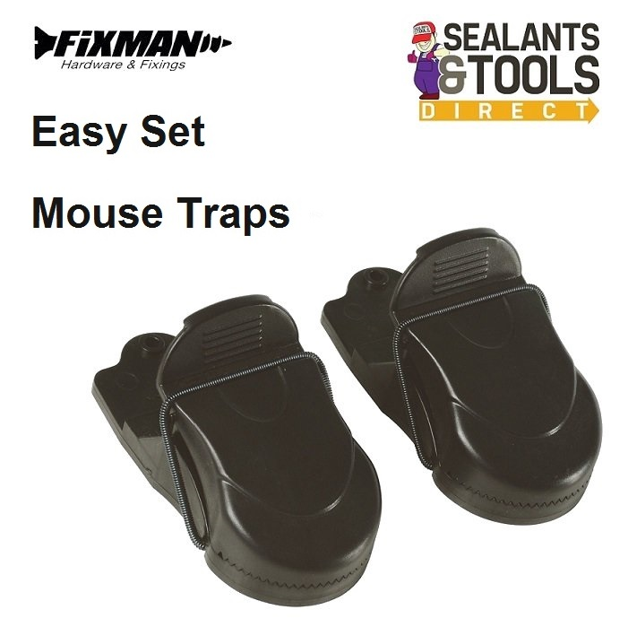 Fixman-easy-set-plastic-mouse-trap-323406