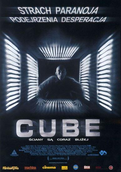Cube (1997) PL.BRRip.XviD-GR4PE | Lektor PL