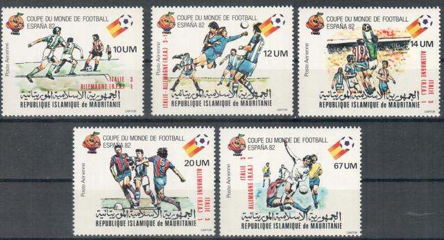 Mauritanie-Espana82surcharge
