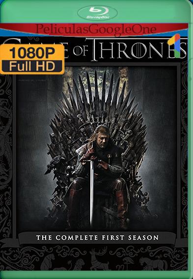 Game of Thrones [Temp. 1] [1080p HD] [Latino-Inglés] [GoogleDrive] – Wolf Levine