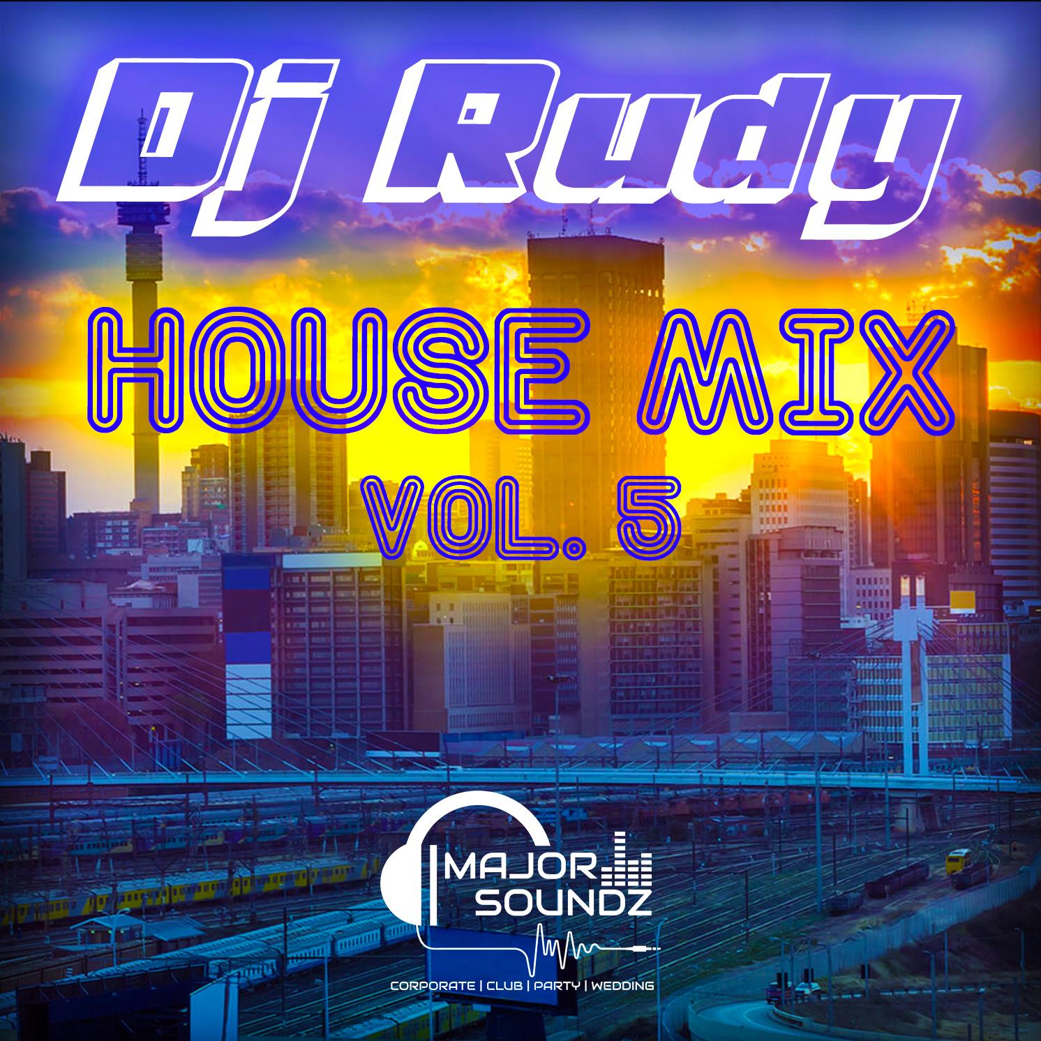 DJ Rudy - House Mix Vol.5 Promo Mix