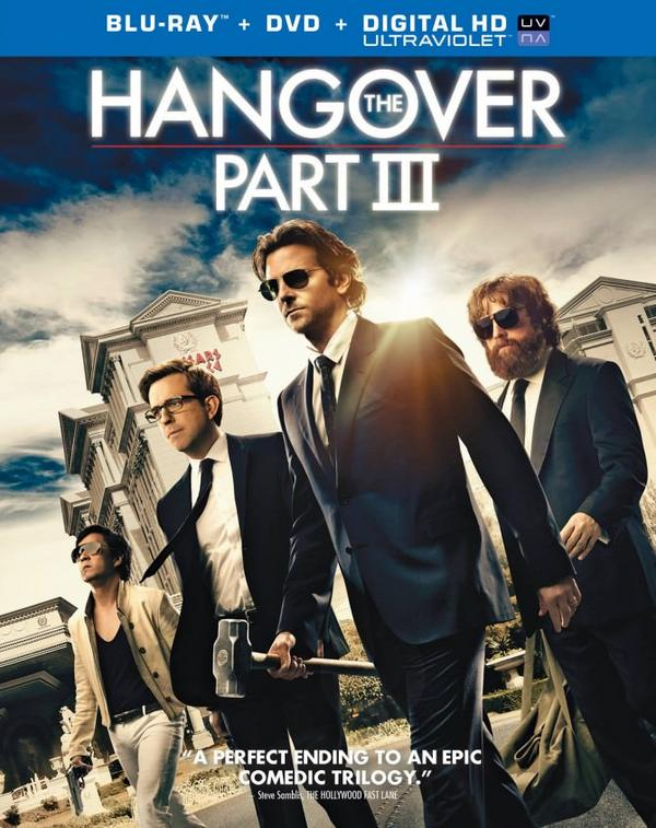 The Hangover Part III (2013) Hindi ORG Dual Audio 720p UNCUT BluRay ESubs 850MB | 350MB Download