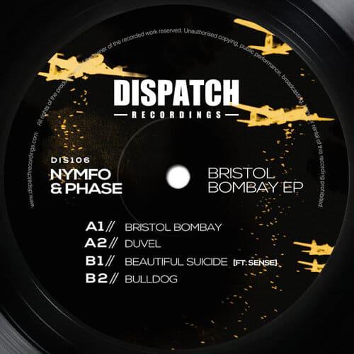 Download Nymfo & Phase - Bristol Bombay EP mp3
