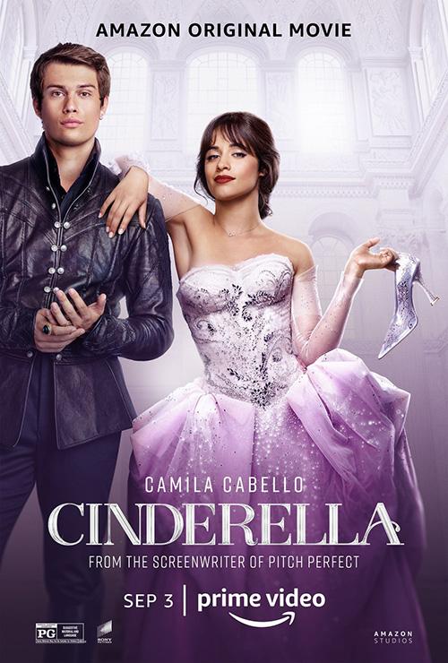 Cinderella | 2021 | m720p - m1080p | WEB-DL | Türkçe Altyazılı | Tek Link