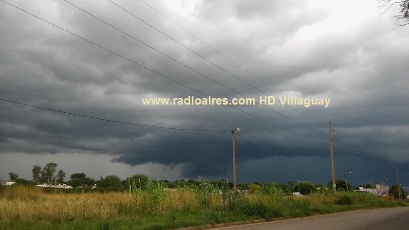 S.M.N: Inestable con probables precipitaciones y en pocos días, descenso de la temperatura