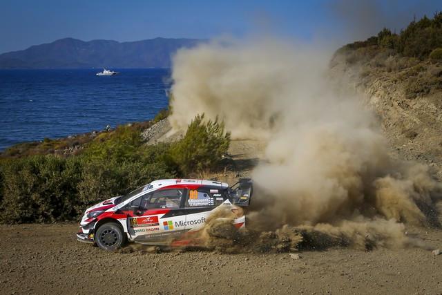 Retour en images sur un week-end exceptionnel pour TOYOTA GAZOO Racing qui remporte les 24 Heures du Mans et le Rallye de Turquie  Wrc-2020-rd-5-105