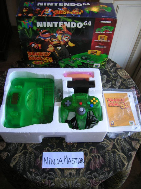 nintendo-64-green-donkey-kong-64-by-ninjamaster76-d68r61a-pre