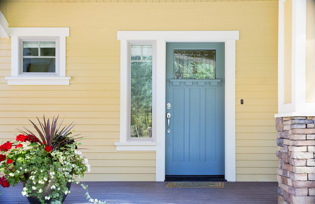 5 Tips for Choosing Front Paint Color