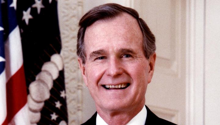 На 95-м году жизни скончался Джордж Буш — старший