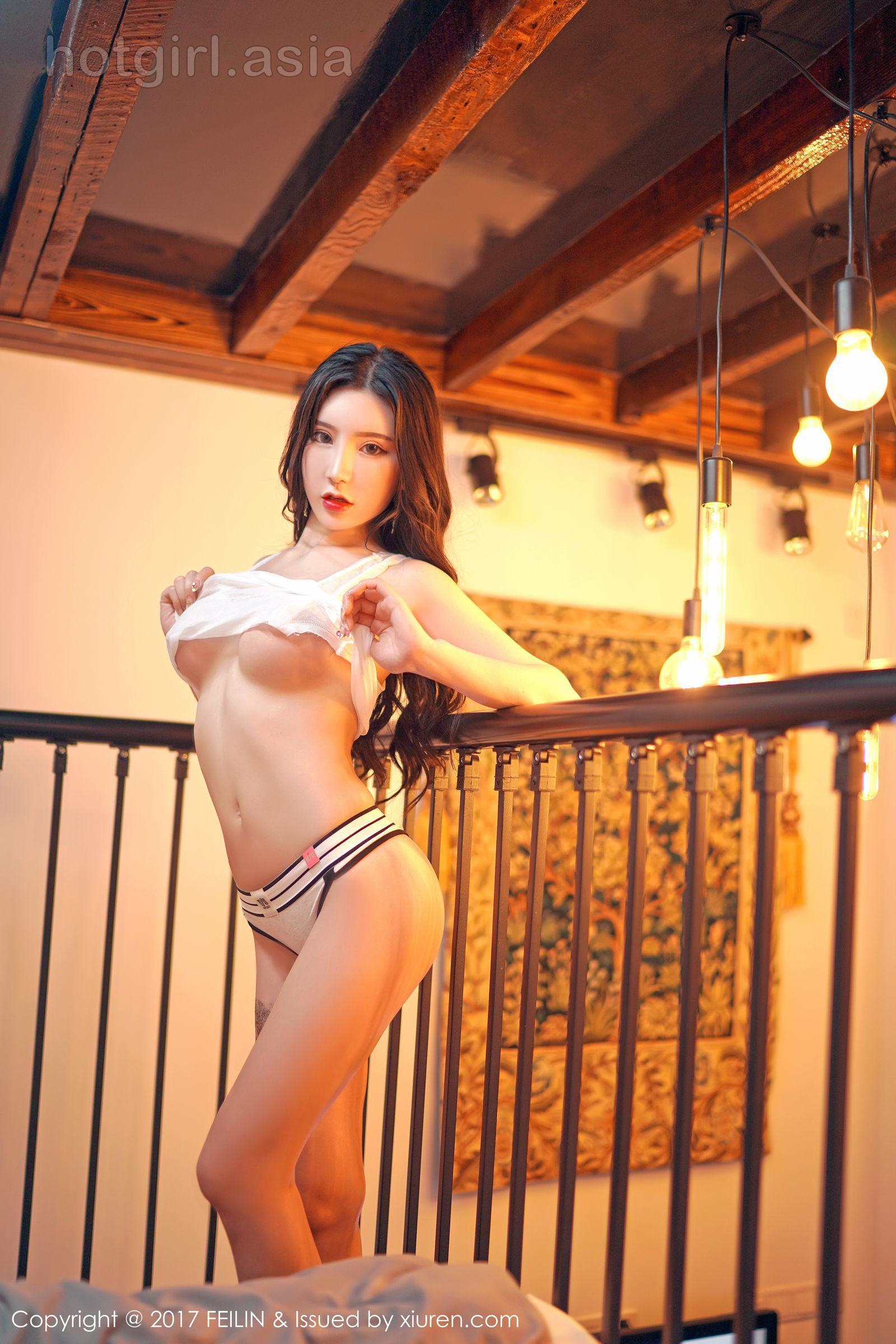 [FEILIN 囲 囡囡] VOL.109 Beauty anchor @ 周 于 希 dummy Photo album