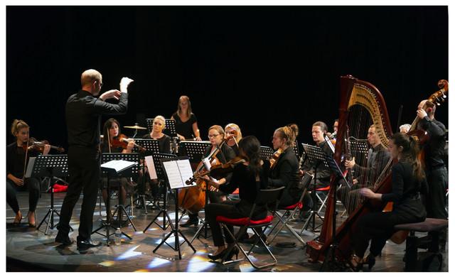 orchestre - photo JAC