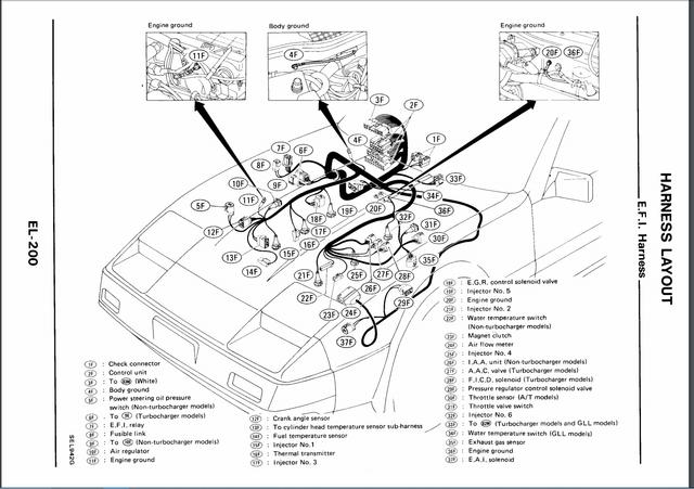 1986 300zx no injector pulse - nissan forum | nissan forums  nissan forums - nicoclub
