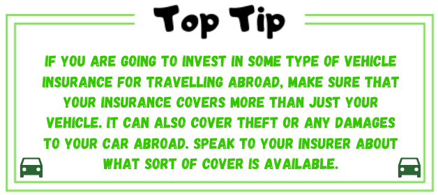 travelling abroad insurance help
