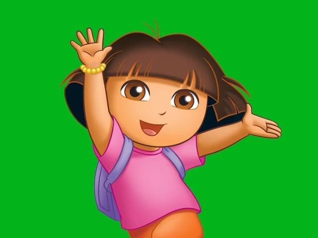 Ντόρα, η μικρή εξερευνήτρια