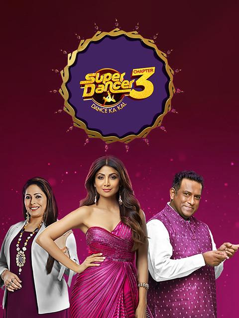 Super Dancer Chapter 3 23rd June 2019 Full Show 720p HDTVRip