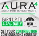 AURA 4 FINANCE screenshot