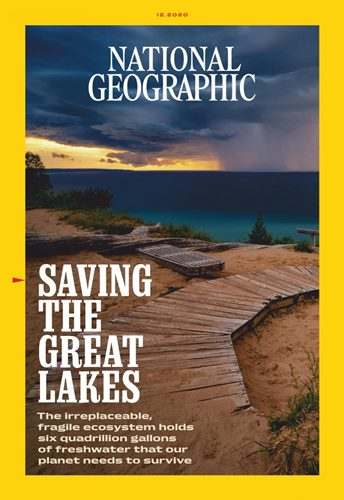 National Geographic USA - December 2020