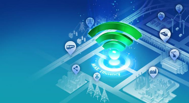 Pengertian Jaringan Wireless LAN - WI-FI