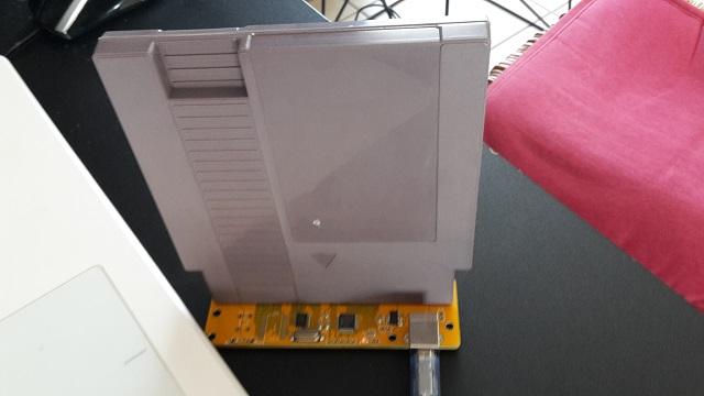 Retro PROGRAMMER DUMPER v2.0N et cartouche NES vierge, comment faire 20210412-143952