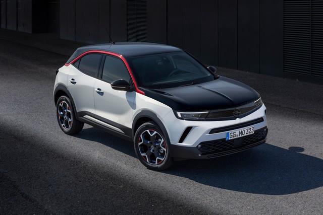 Motorisations super sobres : le nouvel Opel Mokka concilie plaisir et modernité Opel-Mokka-512756