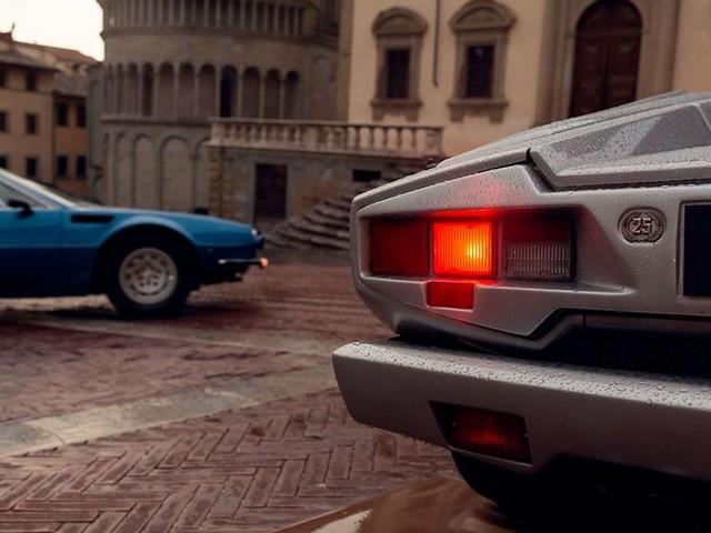 Lamborghini à Modena 100 Ore 2020 570793