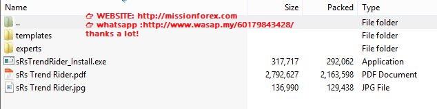 sRs Trend Rider indicator-forex fx trading indicator