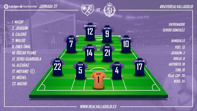 Rayo Vallecano - Real Valladolid. Domingo 12 de Mayo. 18:30 IMG-20190512-172526