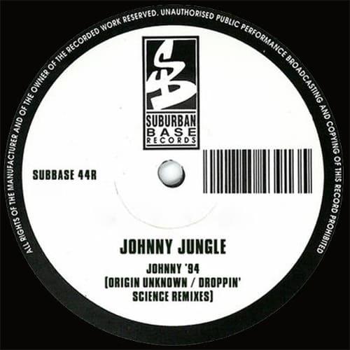 Download Johnny Jungle - Johnny '94 Remixes Part 2 mp3