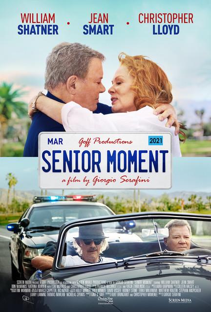 Hafıza Kaybı - Senior Moment (2021) 1080p WEB-DL [TR-EN] DD5.1 H.264 Türkçe Dublaj