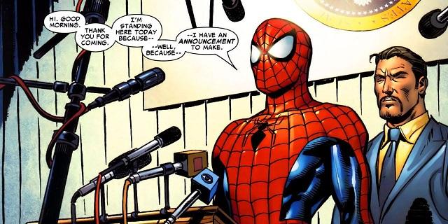 Spider-Man-Unmasked
