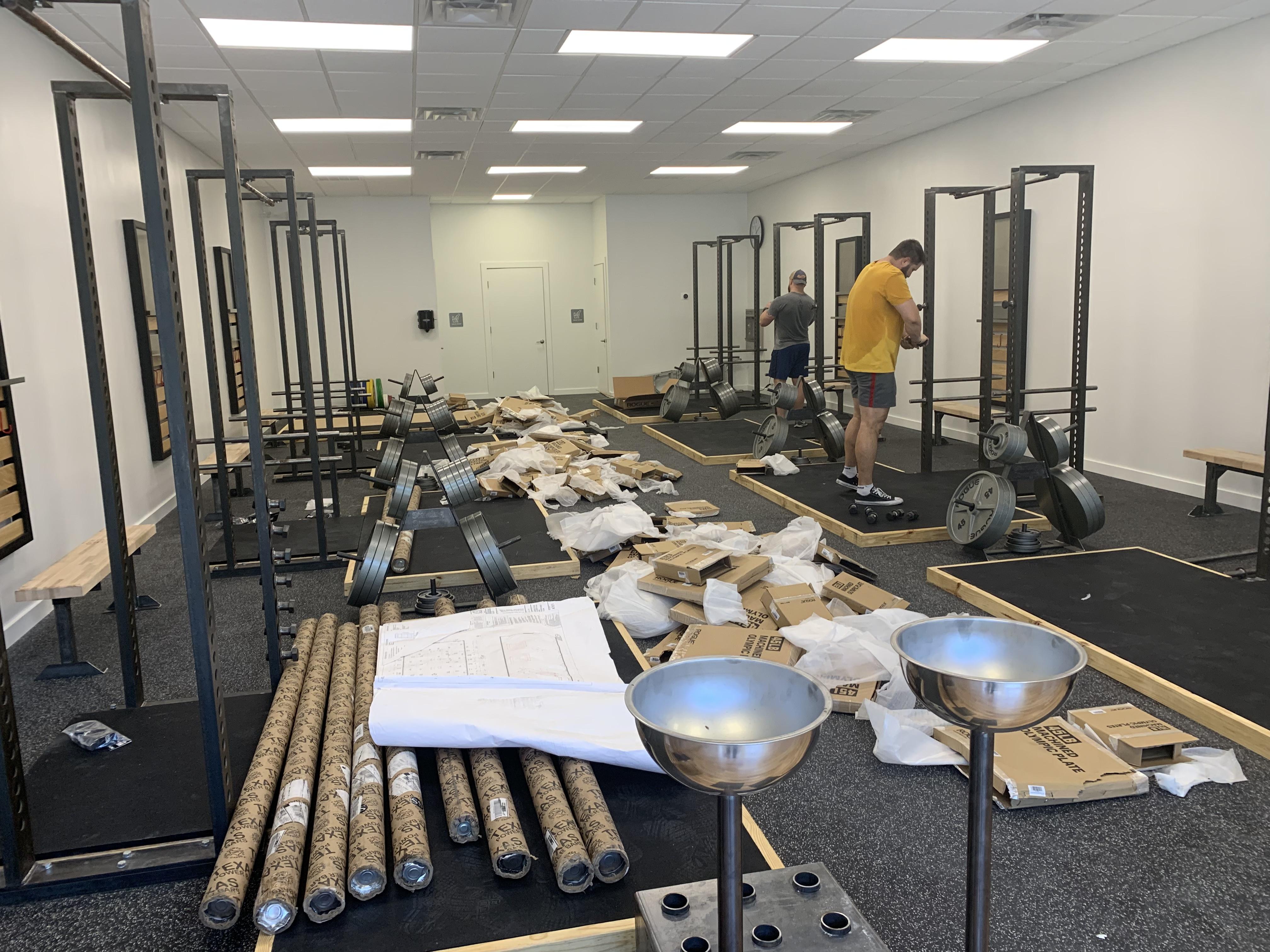 Starting Strength Houston