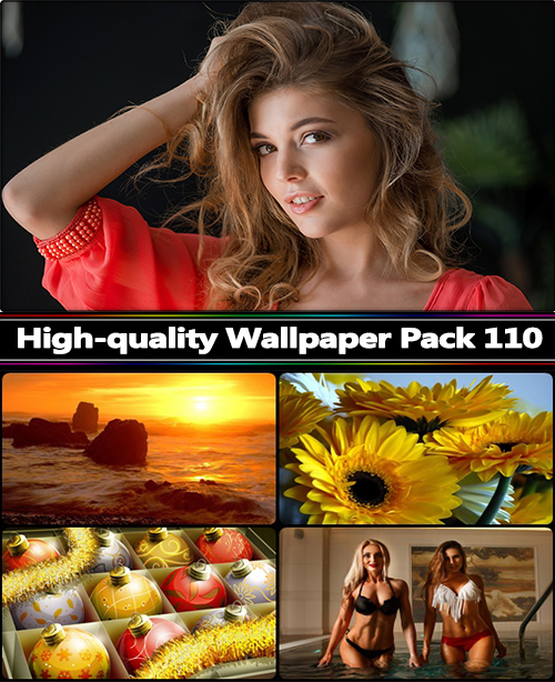 High-quality Wallpaper Pack 110