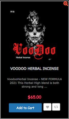 Voodoo-Side-Bar
