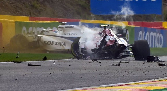 F1 GP de Belgique 2020 : Victoire Lewis Hamilton (Mercedes) Williams-alfa-romeo-f1