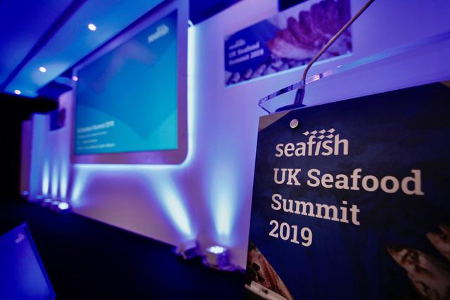 The UK Seafood Summit 2019