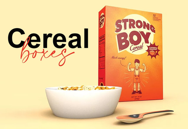 Cereal-Box