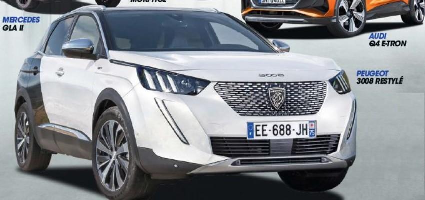 2020 Peugeot 3008 II Restyling 7